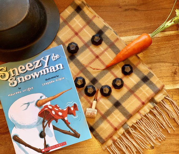 Do You Wanna  Build a Snowman? Kit