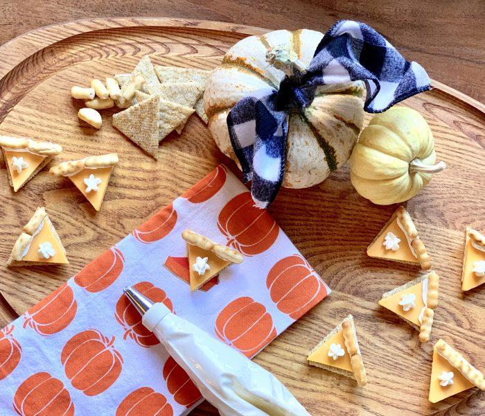 """""""Pumpkin Pie"""" Bites"""
